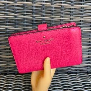 Kate Spade leila medium compartment bifold wallet